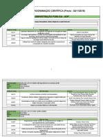 Prévia Da Programação XI CASI v 02.11