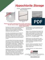 Snyder Sodium Hypchlorite Fact Sheet
