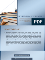 HOSPITALISASI VOLUNTER