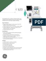 Carestation 620 Spec Sheet Rev5