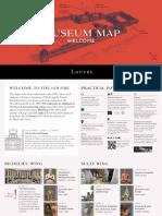Louvre Plan Information English
