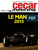 Racecar Engineering 2013 Le Mans