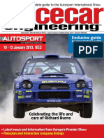 Racecar Engineering 2013 Autosport International