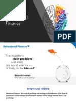 Behavioural Finance - Psychology