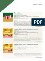 Eventos 21-10-2018 - Turismo Asturias