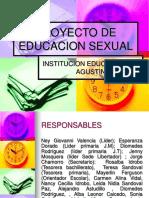 Proyecto de Educacion Sexual -2018