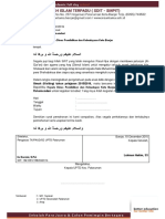 Surat Permohonan Rekomendasi