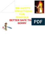 Fire Safety Measures for Schools 2