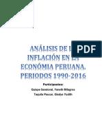 ANÁLISIS DE LA INFLACIÓN EN LA ECONOMÍA PERUANA