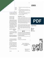 Siemens - LR-226 - Induction Motors OMM