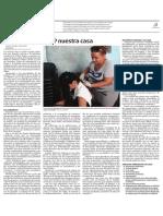 Diario Granma. 20 noviembre de 2018. p.3