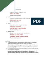 Lab Manuals