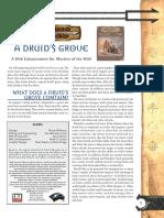 3E D&D Adventure - Druid's Grove