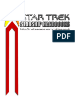 Star Trek - Starship Handbook