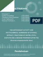 Farmakognosi Fitokimia