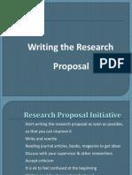 05 Research Proposal