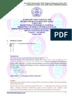 Soal dan Pembahasan OSN Matematika SMP Tingkat Kota 2013-www.olimattohir.blogspot.com.pdf