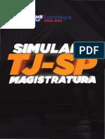 1º Simulado TJSP-Final1.PDF Magistratura
