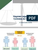 Clase Régimen Laboral de Construcción Civil
