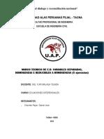 Marco Teorico de e.d. Variables Separadas, Homogeneas e Reducibles a Homogeneas (5 Ejercicios)