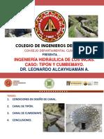 Ingeniería Hidráulica de Los Incas