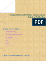 Design and Material Guide for Commercial and Industrial Flat Roofing