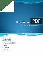 13. Frameworks Web