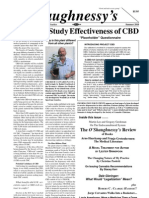 Doctors to Study Effectiveness of CBD