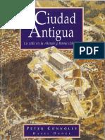 La Ciudad Antigua Peter Connolly Acento Editorial 1998