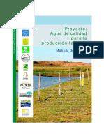 Manual de Campo Agua de Calidad