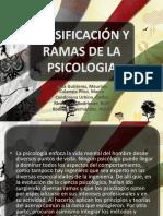 Clasificacion y Ramas de la Psicologia - Exposicion.pptx