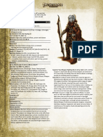 3.5 Epic to Pathfinder conversion - LeShay