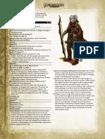 3.5 Epic to Pathfinder conversion - LeShay