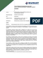 Carta Comuncado Recurso Aclaración PETRO CE