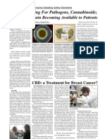 CBD as a Treatment for Breast Cancer