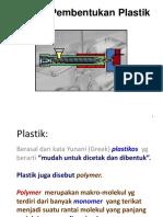 Proses Pembentukan Plastik