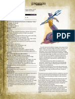 3.5 to Pathfinder conversion - Sarrukh