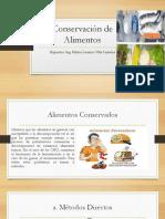 Conservación de Alimentos3