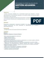 Adex - Diplomado Gestion de Aduanas - Nov