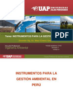Vi Instrumentos de Gestión Ambiental