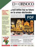 CORREO DEL ORINOCO octubre