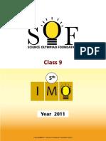 5th IMO 2011