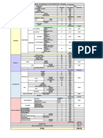 Programa Arquitectónico Albergue Ecoturistico Taller-iiic 2018ii