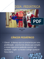 Oncologia pediátrica - INCA