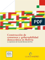 Bolivia IDEA Publication