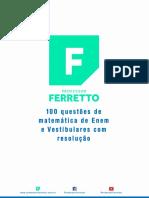 100 questões de matemática resolvidas.pdf