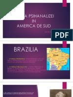 Prezentare FinalaAmerica de SUD