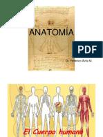 Anatomía Clase 1 Generalidades