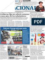 El Nacional 20 11 2018