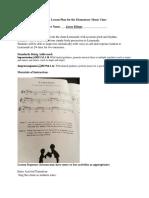511 peer teach 4 lesson plan